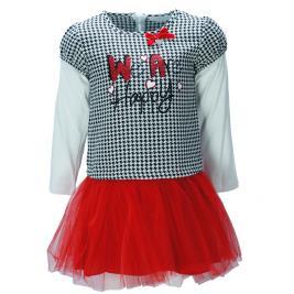 Παιδικό Φόρεμα Εβίτα 199207 Καρό Κορίτσι