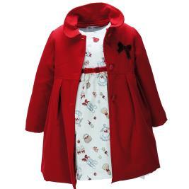 Παιδικό Φόρεμα Εβίτα 199201 Κόκκινο Κορίτσι
