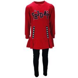Παιδικό Σετ-Σύνολο Εβίτα 199121 Κόκκινο Κορίτσι