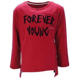 Παιδική Μπλούζα Hashtag 199706 Μπορντώ Αγόρι