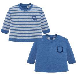 Βρεφική Μπλούζα Mayoral 19-02004-008 Μπλε Αγόρι