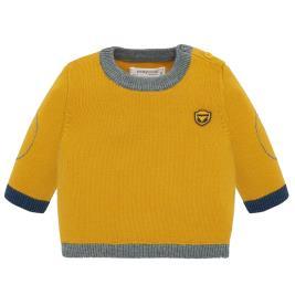 Βρεφική Μπλούζα Mayoral 19-02307-052 Κίτρινο Αγόρι