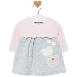 Βρεφικό Φόρεμα Mayoral 19-02804-004 Ροζ Κορίτσι