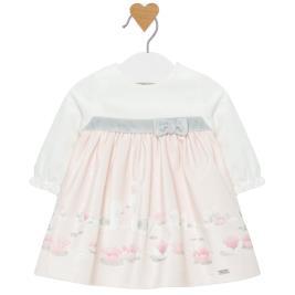 Βρεφικό Φόρεμα Mayoral 19-02825-041 Ροζ Κορίτσι
