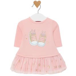 Βρεφικό Φόρεμα Mayoral 19-02830-010 Ροζ Κορίτσι