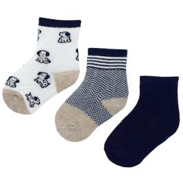 Βρεφικές Κάλτσες Σετ Mayoral 19-09160-070 Μπλε Αγόρι