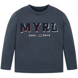 Παιδική Μπλούζα Mayoral 19-00173-068 Ανθρακί Αγόρι