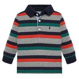 Βρεφική Μπλούζα Mayoral 19-02105-036 Multi Αγόρι