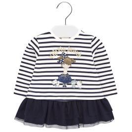 Βρεφικό Φόρεμα Mayoral 19-02924-058 Μπλε Κορίτσι