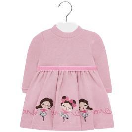 Βρεφικό Φόρεμα Mayoral 19-02928-033 Ροζ Κορίτσι