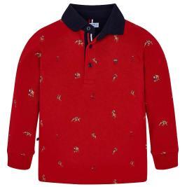 Παιδική Μπλούζα Mayoral 19-04108-097 Κόκκινο Αγόρι