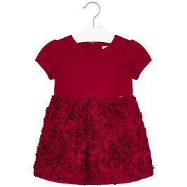 Παιδικό Φόρεμα Mayoral 19-04920-022 Κόκκινο Κορίτσι