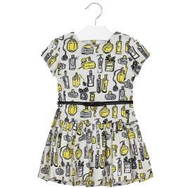 Παιδικό Φόρεμα Mayoral 19-04928-051 Κίτρινο Κορίτσι