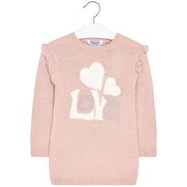 Παιδικό Φόρεμα Mayoral 19-04935-050 Ροζ Κορίτσι
