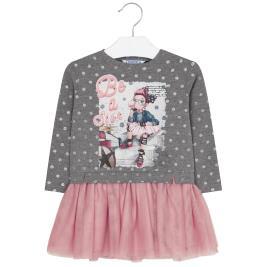 Παιδικό Φόρεμα Mayoral 19-04945-026 Ροζ Κορίτσι