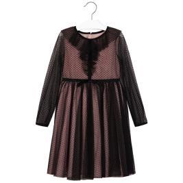 Παιδικό Φόρεμα Mayoral 19-07924-054 Μαύρο Κορίτσι