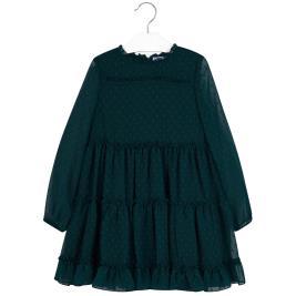 Παιδικό Φόρεμα Mayoral 19-07937-057 Κυπαρισσί Κορίτσι