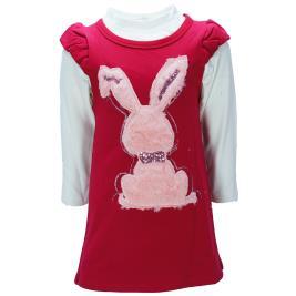 Παιδικό Φόρεμα Joyce 94404 Ροδί Κορίτσι