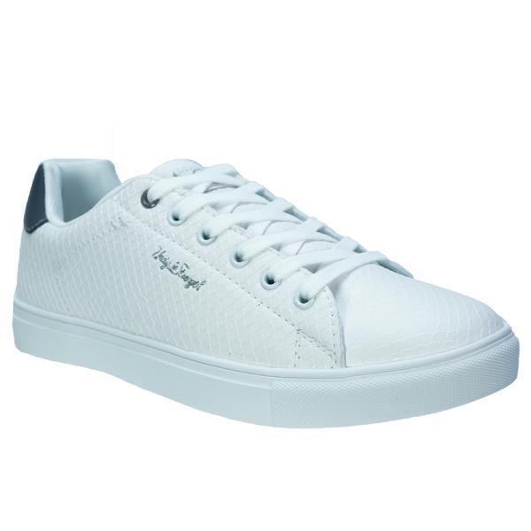 Γυναικείο Sneaker Renato Garini 15WC0015E Λευκό Φίδι