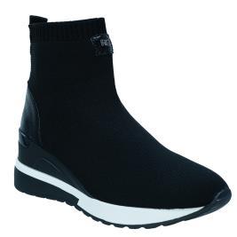 Γυναικείο Sneaker Renato Garini EX9205 Μαύρο