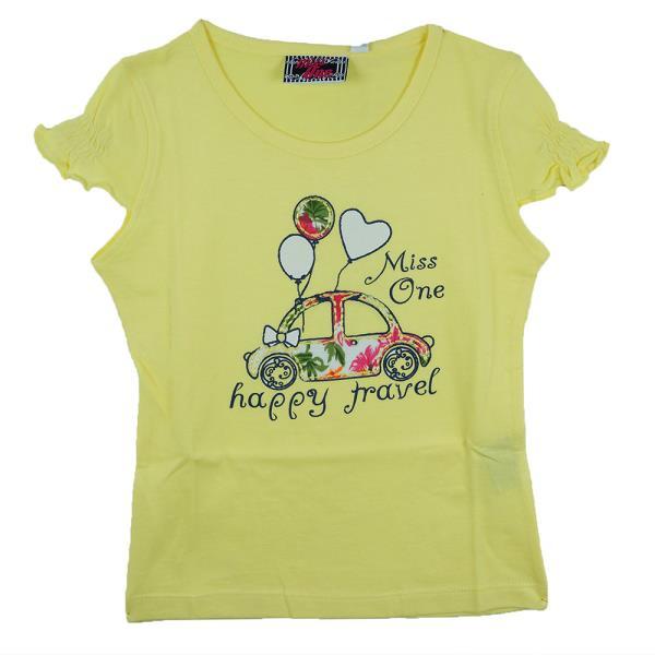 fa5451ba5b8 Παιδική Μπλούζα Miss-One 15092-982-54 Κίτρινο Κορίτσι