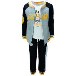 Παιδική Φόρμα-Σετ Hashtag 199805 Κίτρινο Μελανζέ Αγόρι