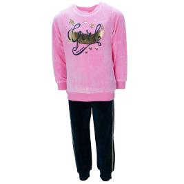 Παιδική Φόρμα-Σετ Joyce 94222 Ροζ Κορίτσι