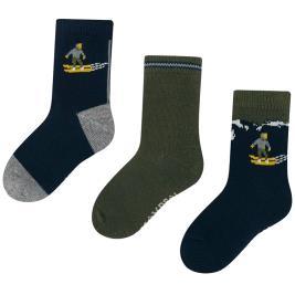 Παιδικές Κάλτσες Σετ Mayoral 19-10674-021 Πράσινο Αγόρι