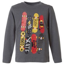 Παιδική Μπλούζα Energiers 12-119120-5 Σκούρο Μελανζέ Αγόρι