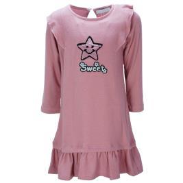 Παιδικό Φόρεμα Εβίτα 199306 Σομόν Κορίτσι