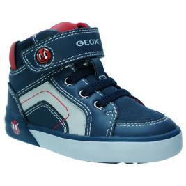 Παιδικό Μποτάκι Geox B94A7D 054FU C4078.B Μπλε