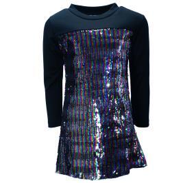 Παιδικό Φόρεμα NCollege 30-750 Μαύρο Κορίτσι