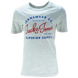 Παιδική Μπλούζα Jack and Jones 12158430 Μελανζέ Αγόρι