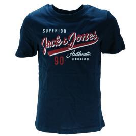 Παιδική Μπλούζα Jack and Jones 12158430 Μαρέν Αγόρι