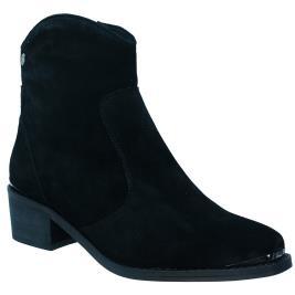 Γυναικείο Μποτάκι Carmela 67014 Μαύρο