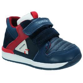 Παιδικό Casual Geox B940RC 085ME C4244 Μπλε Κόκκινο