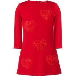 Παιδικό Φόρεμα Energiers 16-119212-7 Κερασί Κορίτσι