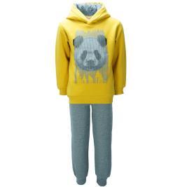 Παιδική Φόρμα-Σετ Joyce 93210 Κίτρινο Αγόρι