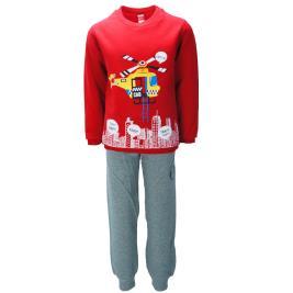 Παιδική Φόρμα-Σετ Joyce 93212 Κόκκινο Αγόρι