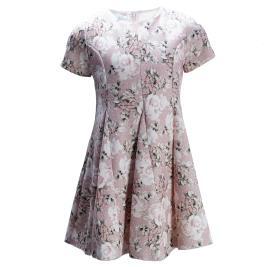 Παιδικό Φόρεμα MB 9711 Εμπριμέ Κορίτσι