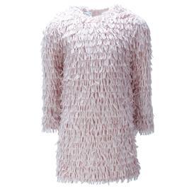 Παιδικό Φόρεμα MB 9723 Ροζ Κορίτσι