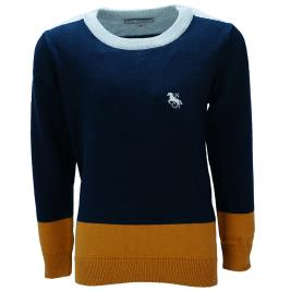Παιδική Μπλούζα NCollege 30-300 Μαρέν Αγόρι