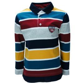 Παιδική Μπλούζα NCollege 30-928 Ριγέ Αγόρι