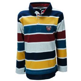 Παιδική Μπλούζα NCollege 30-9027 Ριγέ Αγόρι