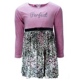 Παιδικό Φόρεμα NCollege 30-752 Ροζ Κορίτσι