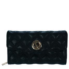 Γυναικείο Πορτοφόλι Verde 18-0000965 Μαύρο