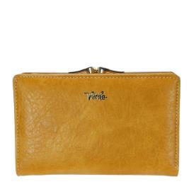 Γυναικείο Πορτοφόλι Verde 18-0001003 Μουσταρδί
