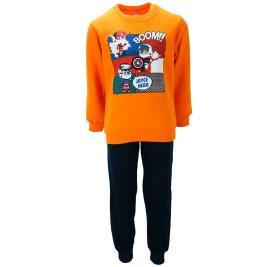 Παιδική Φόρμα-Σετ Joyce 93238 Πορτοκαλί Αγόρι