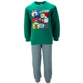 Παιδική Φόρμα-Σετ Joyce 93238 Πράσινο Αγόρι