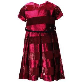 Παιδικό Φόρεμα Εβίτα 199021 Μπορντώ Κορίτσι
